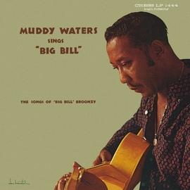 Muddy Waters альбом Muddy Waters Sings Big Bill Broonzy