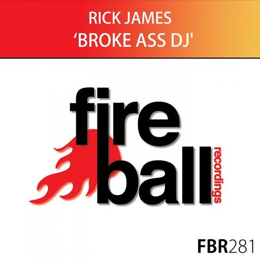 Rick James альбом Broke Ass DJ