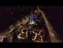 Проект благоустройства Палеха. Вечерние съемки с квадрокоптера (видео ГТРК Ивтелерадио )