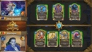 Hearthstone Global Games: New Zealand vs Portugal - 2018 | Day 2 Week 1 Swiss Stage Round 1