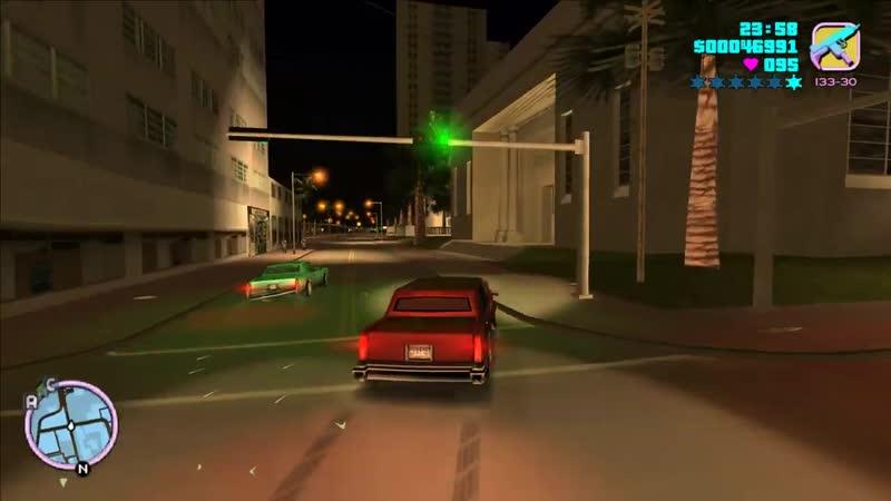 SpecterChannel GTA Vice City БЕТА Прохождение На Русском Часть 5