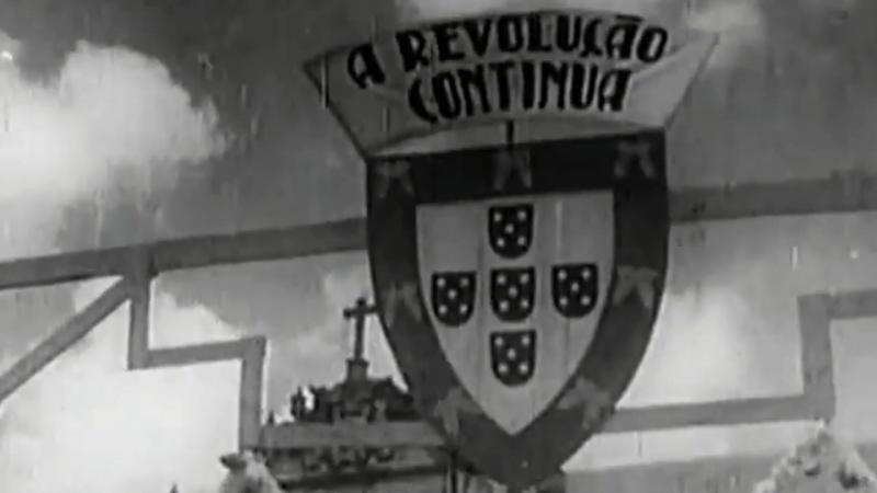 Мировая Революция. Иностранные лидеры. Антониу ди Оливейра Салазар.