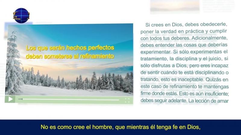 """Evangelio de hoy Promesas a aquellos que han sido perfeccionados"""" La Palabra de Dios"""