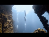 Freediving the liberty