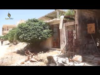 Боевики вошли в города #Fuah и #Kafraya север пр. Idlib.
