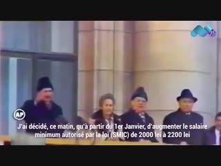 Petite devinette. Savez-vous ce que Ceaucescu à pris comme décision le 21 12 1989, la révolte populaire déjà bien entamée?