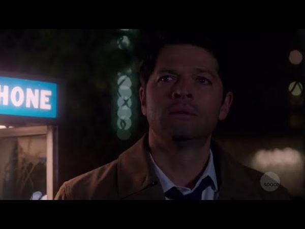 Supernatural 13x05 (Ending) Sam and Dean see Cass again
