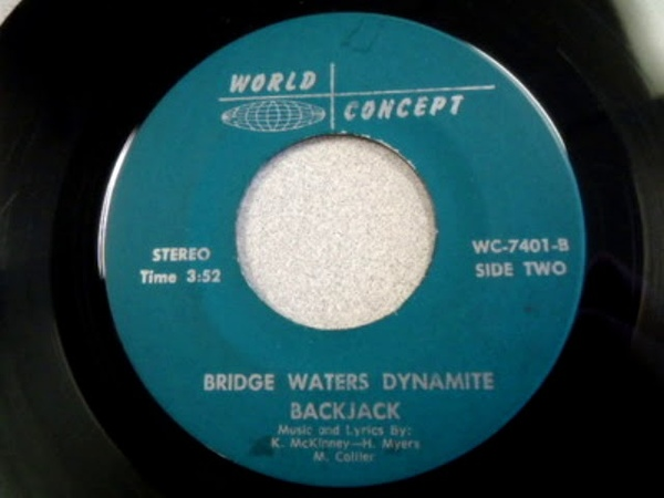Looking for this HEAVY 45s (US PROTO-METAL)