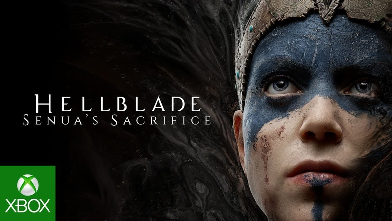 X018 Hellblade Senua's Sacrifice Game Pass Trailer