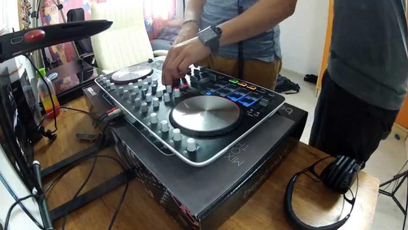 Dj Georg BRAVEL - Reloop Beatmix 4 - EDM Club Mix
