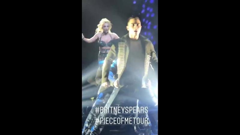 19.07.2018 - Womanizer - Borgata, Atlantic City, NJ, USA - Britney Spears