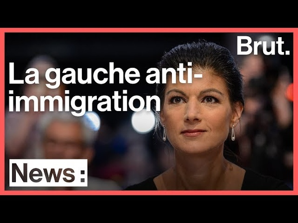 Sahra Wagenknecht, figure de la gauche allemande et anti-immigration