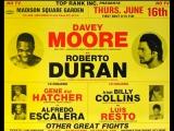 Роберто Дюран vs Дэйви Мур (Roberto Duran vs Davey Moore) 16.06.1983