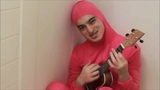 Pink Guy sad riff on Ukulele