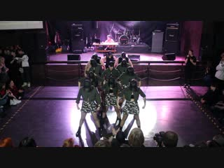 Uxiecrew - wild crew - performance video - k-pop cover battle stage #5
