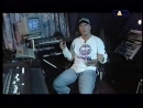 Zu Besuch bei DJ Hooligan im Studio wo er ein paar Grundelemente im Producing erklärt 1994