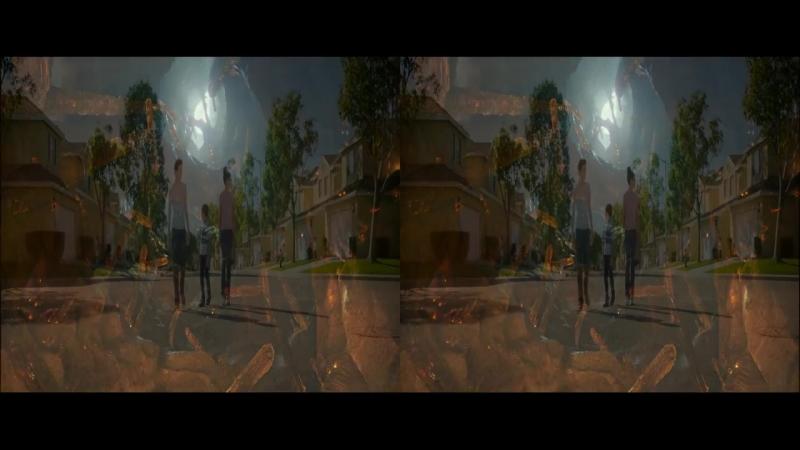 Излом времени. Русский трейлер 3D VR SBS