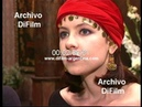 Andrea del Boca adelanto de la telenovela Zingara 1996