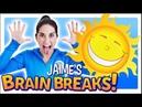Jaime's Brain Breaks 5 Hello Sun Fun