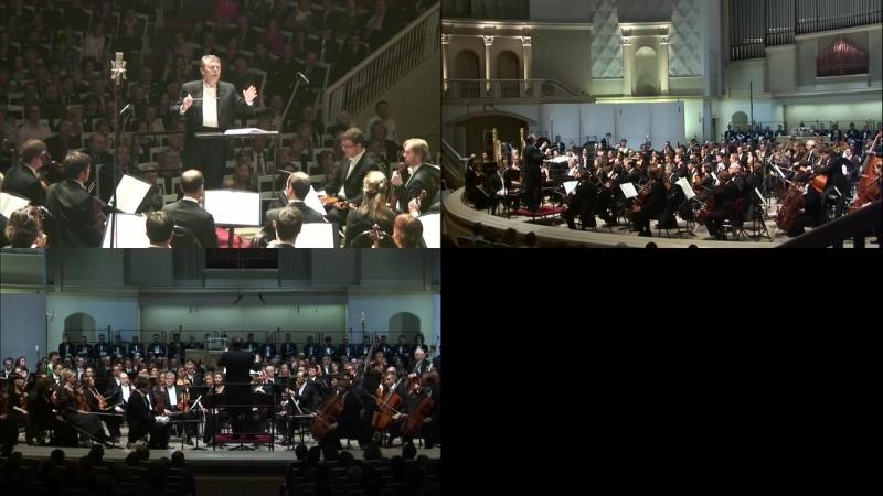 Mahler - Symphony No.2 (10.11.2013 КЗЧ, Mariss Jansons, Royal Concertgebouw Orchestra)