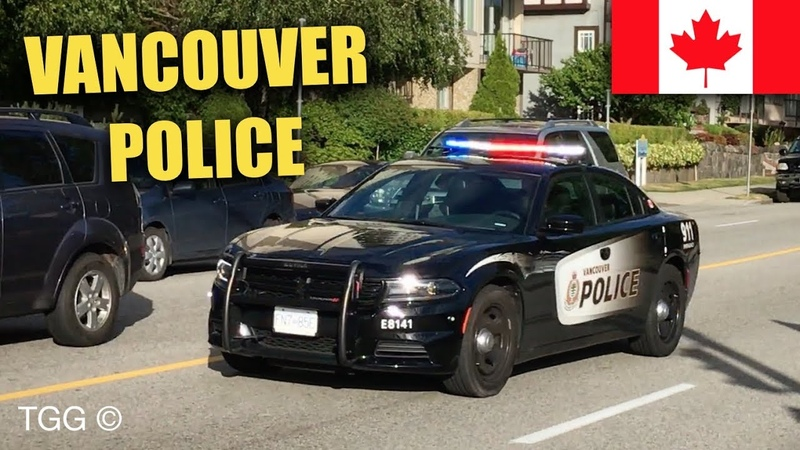 *RUMBLER SIREN* [Vancouver] Police Response Collection NEW Ford Transit