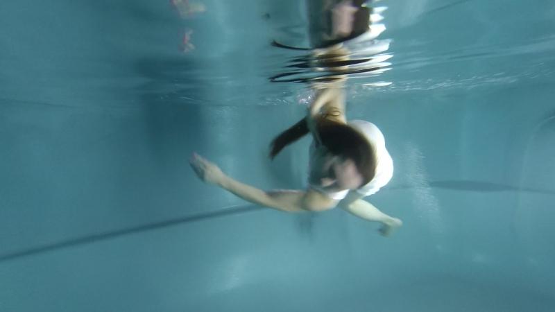 Подводная фотосессия - фото-пробы 3
