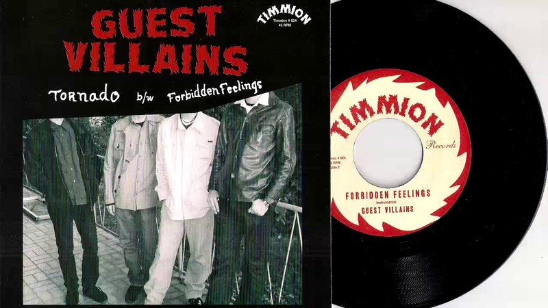 Guest Villains - Forbidden Feelings [Timmion] 2011 Boss Surf 45