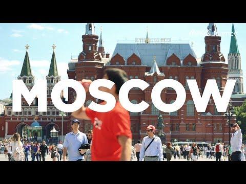 """[코카-콜라 저니] 3분 만에 다녀오는 러시아 여행! 2018 FIFA 러시아 월드컵 """"드리블 버"""