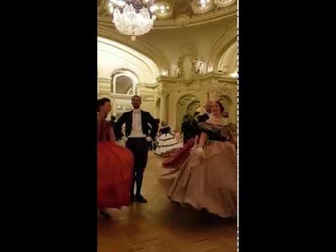 Carnet de Bals : Journées Napoléon III de Vichy - Polka Skoczna