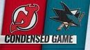 12/10/18 Condensed Game: Devils @ Sharks