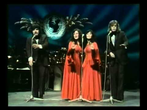 Brotherhood Of Man - Proud Mary Великобритания.