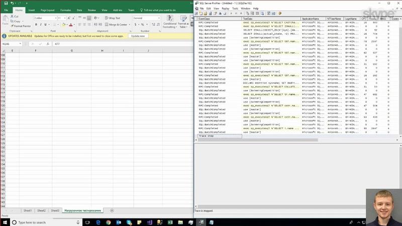 13. Оптимизация. Шаг 2.1. In-Memory и Columnstore vs B-Tree в случае смешанной нагрузки