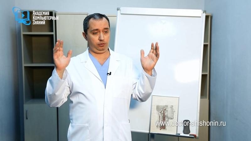 Как доктор Шишонин курить бросил