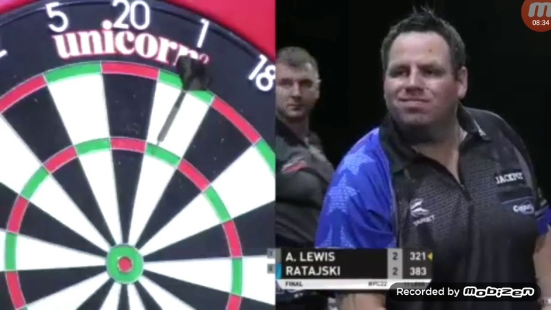 Ratajski vs. Adrian Lewis | FINAL | Players Championship 22
