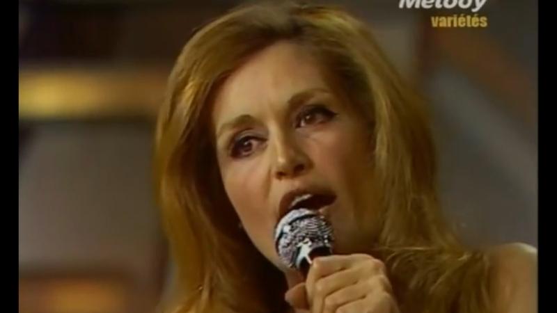 Dalida - Gigi L`Amoroso / Далида - Любимчик Джиджи 1975