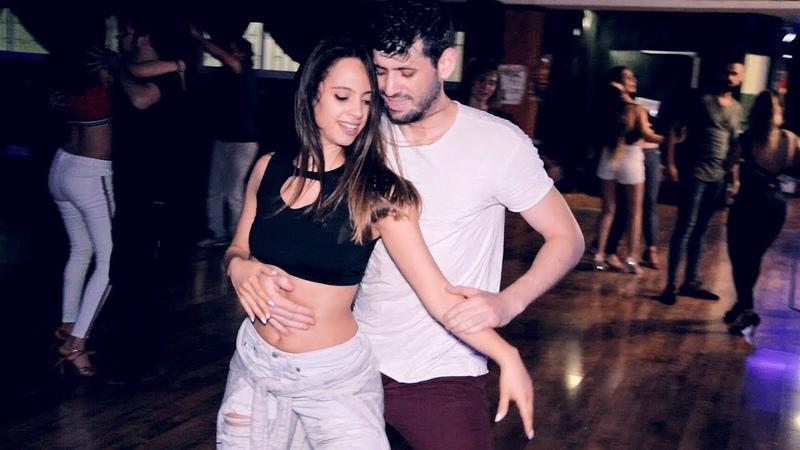 Daniel And Tom@Social Sensual bachata dance [PALABRAS QUE MATAN]