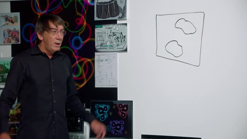 Will Wright Teaches Game Design And Theory - 09 - Game Mechanics