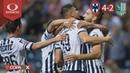 Mexico   Monterrey 4 - 2 Zacatepec   Copa MX - Octavos I 2018