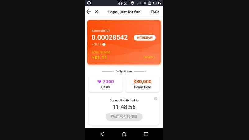 ЗАРАБОТОК БЕЗ ВЛОЖЕНИЯ УСТАНАВЛИВАЙТЕ 1 биткоин в месяц