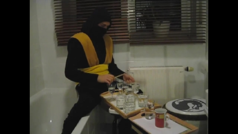 Домашка Скорпиона (VHS Video)