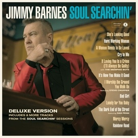 Jimmy Barnes альбом Soul Searchin' (Deluxe Edition)