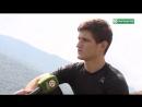 Программа НТК Ингушетия о подготовке Мовсара Евлоева ко второй защите пояса Чемпиона М-1