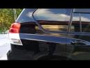Toyota Land cruiser Prado - полировка кузова, нанесение керамического состава