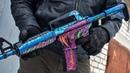 Как сделать M4A1-S | Hyper Beast из CS:GO DIY