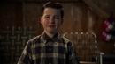 YOUNG SHELDON A Swedish Science Thing and the Equation for Toast Finale Ending Scene