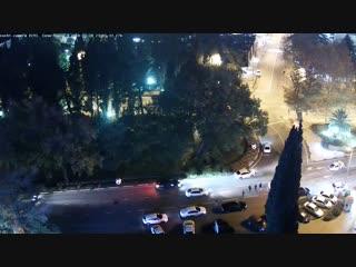 ДТП на Курортном проспекте, Сочи, 18 ноября