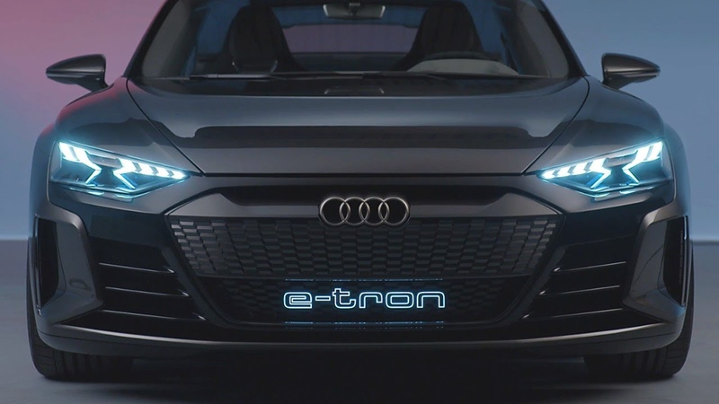 2020 Audi E-Tron GT - So, Tesla is not the ONE, ANYMORE!