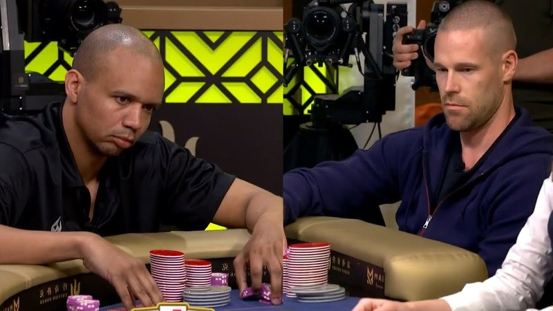 TOP Pots Part1 €2000/€4000 €1m High Stakes Cash Game