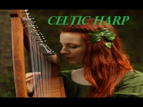 ARPA CELTICA. RILASSANTE.INCANTEVOLE. OLD HARP. IRISH CELTIC MUSIC.