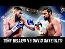 WAR David Haye vs Tony Bellew Full Length Highlights